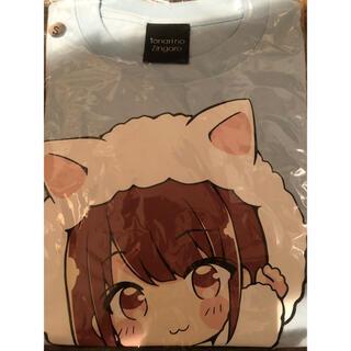 モマ(MOMA)の村上隆 猫耳てんちむTシャツ ライトブルー(Tシャツ/カットソー(半袖/袖なし))