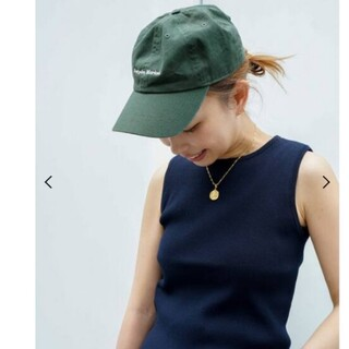DEUXIEME CLASSE - 【SKIN/スキン】 CAP