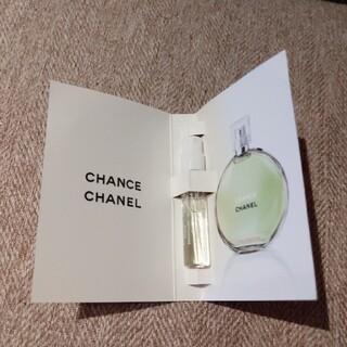 シャネル(CHANEL)のCHANEL 香水 試供品(香水(女性用))