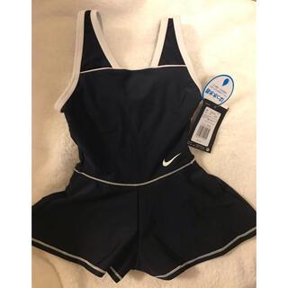 【新品未使用】NIKE ナイキ スクール水着 かわいいワンピース スイミング