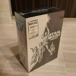 Disney - スター・ウォーズ トリロジー 初期メタリック仕様DVD-BOX DVD