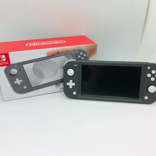 Nintendo Switch - Switch Lite (グレー)本体