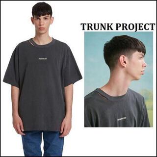トランクプロジェクト ジョングク着用 ビッグシルエットTシャツ