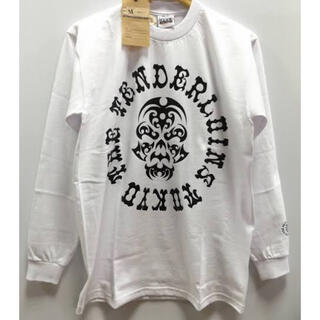 TENDERLOIN - TENDERLOIN ボルネオスカル Tシャツ