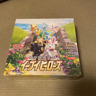 ポケモン(ポケモン)のポケモンイーブイヒーローズ 1BOX(Box/デッキ/パック)