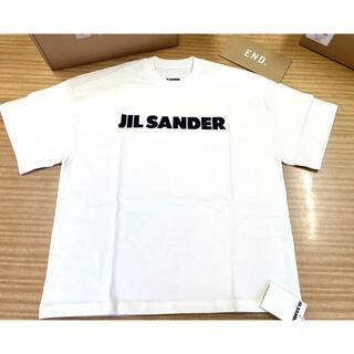 Jil Sander - END購入 2021SS 最新作 ジルサンダー オーバーサイズ LogoTシャツ