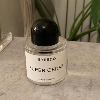 エストネーション(ESTNATION)のBYREDO / SUPER CEDAR 50ml 香水(ユニセックス)