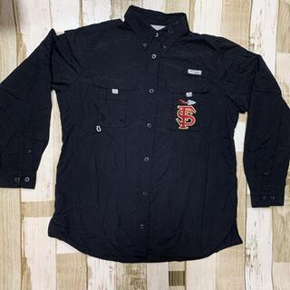 コロンビア(Columbia)のcolumbia フィッシングシャツ メンズシャツ(シャツ)