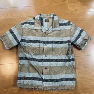 TENDERLOIN - SALE テンダーロイン 柄シャツ 半袖