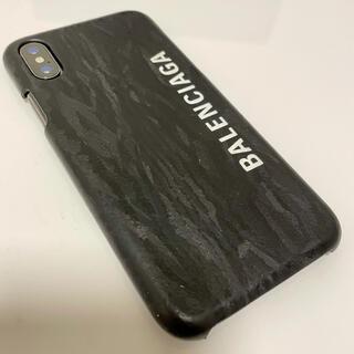 バレンシアガ(Balenciaga)のアラジン様専用 BALENCIAGA iPhoneX iPhoneXS(iPhoneケース)