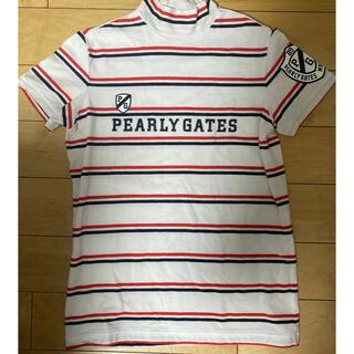 パーリーゲイツ(PEARLY GATES)のパーリーゲイツ モックシャツ(ウエア)