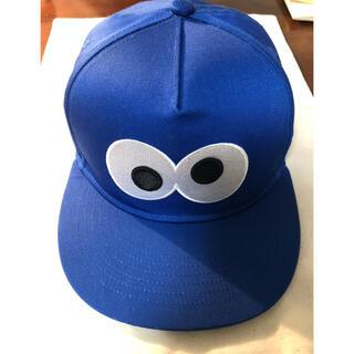 ユニバーサルスタジオジャパン(USJ)のクッキーモンスター帽子(キャップ)