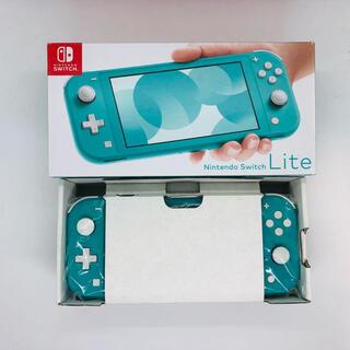 Nintendo Switch - Switch Lite (ターコイズ)本体