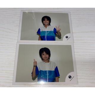 ジャニーズジュニア(ジャニーズJr.)の井上瑞稀 橋本涼 スノープリンス合唱団 公式写真(アイドルグッズ)
