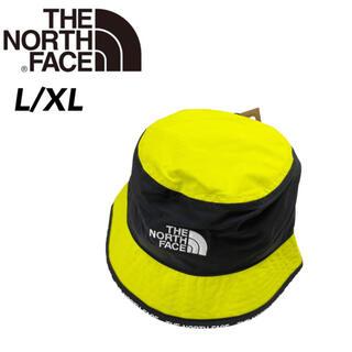 ザノースフェイス(THE NORTH FACE)のノースフェイス 帽子 バケット ハット バケツ NF0A3VVKイエローL/XL(ハット)