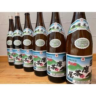 薩摩茶屋 1800ml 6本(焼酎)