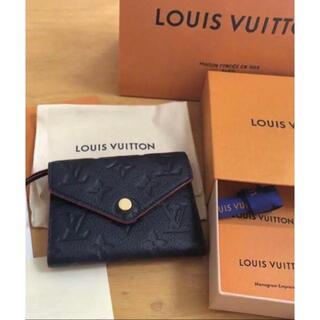 LOUIS VUITTON - Louis Vuitton ポルトフォイユ・ヴィクトリーヌ