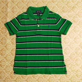 ポロラルフローレン(POLO RALPH LAUREN)のラルフローレン ポロシャツ 4T  110(Tシャツ/カットソー)
