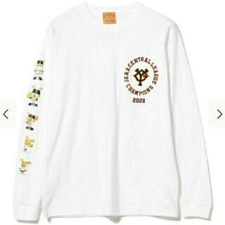 BEAMS - BEAMS JAPAN 別注 GIANTS 長袖 XL WHITE 白
