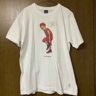 アップルバム(APPLEBUM)のapplebum  danko10tシャツ 白(Tシャツ/カットソー(半袖/袖なし))