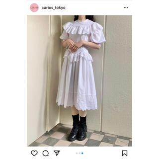 EDIT.FOR LULU - curios購入 white dress