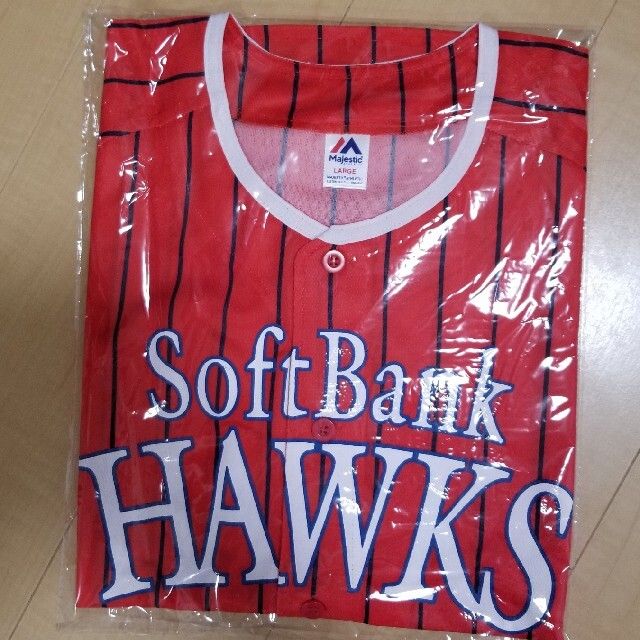 福岡ソフトバンクホークス(フクオカソフトバンクホークス)の鷹の祭典 ユニフォーム 2021 ソフトバンクホークス  スポーツ/アウトドアの野球(ウェア)の商品写真