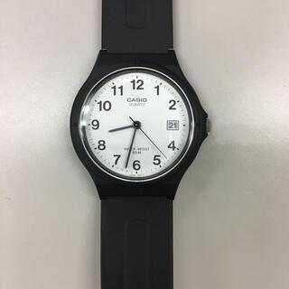 カシオ(CASIO)のチプカシ アナログ デイト(腕時計(アナログ))