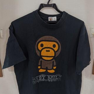 A BATHING APE - BABY MILO メンズTシャツ