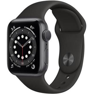 Apple Watch - Apple Watch Series 6(GPSモデル)40mmスペースグレイ