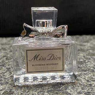 ディオール(Dior)のミスディオール ブルーミングブーケ 5mL(香水(女性用))