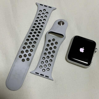 Apple Watch - Apple  Watch 3   42mm  セルラーモデル ジャンク