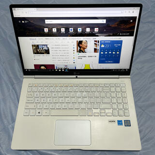 LG Electronics - 【軽量15インチ】LG gram 15Z960-G