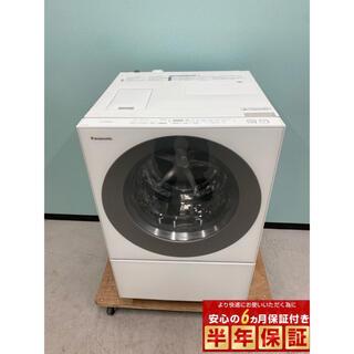 Panasonic - パナソニックドラム式洗濯機NA-VS1100L 10.0kg 左開き キューブル