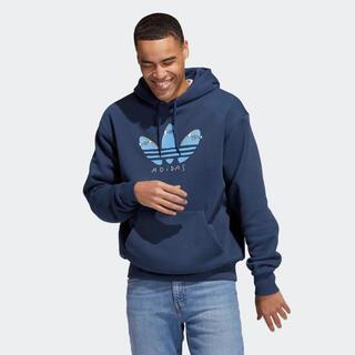 アディダス(adidas)のアディダス パーカー Lサイズ (GL9973)(パーカー)