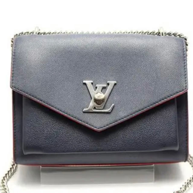 LOUIS VUITTON(ルイヴィトン)のルイヴィトン マイロックミー 一度使用 レディースのバッグ(ショルダーバッグ)の商品写真