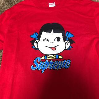 Supreme - supreme Tシャツ ペコちゃん