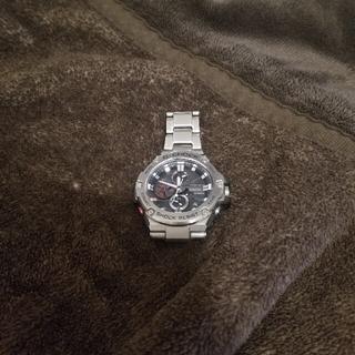 ジーショック(G-SHOCK)のg-shock GST-B100D-1AJF ジーショック ジースティール(腕時計(アナログ))