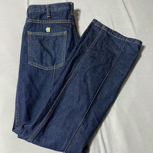 SUNSEA(サンシー)のTTT_MSW 21ss デニム メンズのパンツ(デニム/ジーンズ)の商品写真