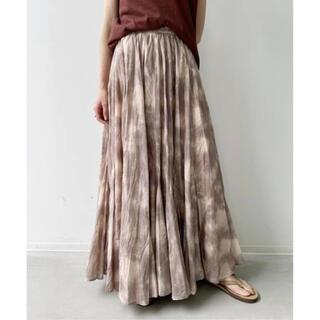 L'Appartement DEUXIEME CLASSE - L'Appartement 【MARIHA/マリハ】Gather Skirt