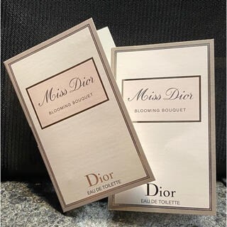 ディオール(Dior)の ディオール ミスディオール ブルーミングブーケ オードゥトワレ(香水(女性用))