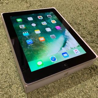 iPad - 【Bランク】iPad4 16GB アイパッド 第4世代 ブラック