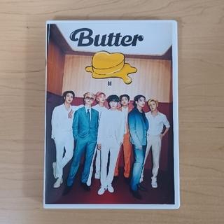 BTS DVD BUTTER  4枚 (バラ売可)