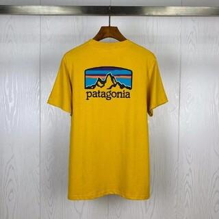 パタゴニア(patagonia)のpatagonia メンズ P-6ロゴ 半袖Tシャツ 38512 Sサイズ(Tシャツ/カットソー(半袖/袖なし))