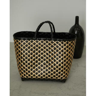 ENFOLD - RIM.ARK Madagascar basket bag