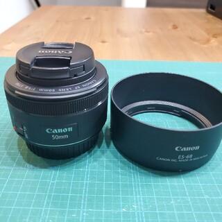 CANON EF LENS 50mm f1.8 STM