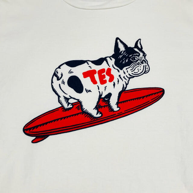 Ron Herman(ロンハーマン)のTES エンドレスサマー BUHIプリントTシャツ M  メンズのトップス(Tシャツ/カットソー(半袖/袖なし))の商品写真