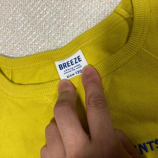 BREEZE - 美品 ブリーズ カットソー 120