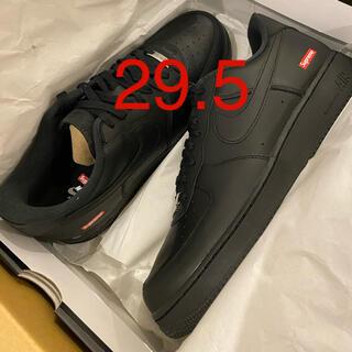 Supreme - Supreme Nike Air Force 1 Low 29.5cm 黒紐なし