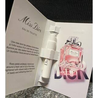 ディオール(Dior)のミスディオール オードゥ トワレ(香水(女性用))