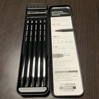 コクヨ(コクヨ)の文具女子博限定 鉛筆シャープ限定セット黒(ペン/マーカー)